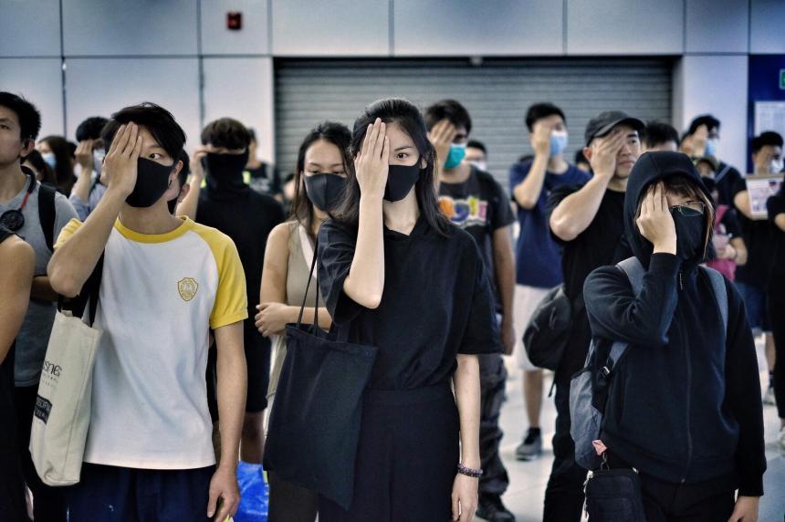 Hong kong protests article image